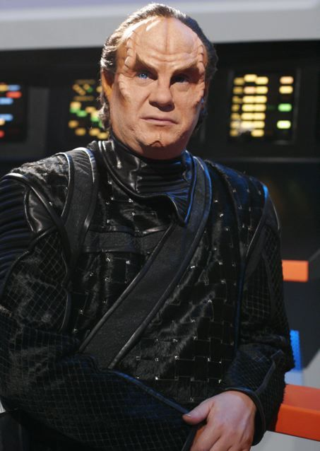 """Mirror Universe Phlox (canon character) (John Billingsley) """"Would you kindly die?!"""" Best quote of that episode xD"""