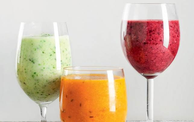 3 smoothies med indbygget sundhed