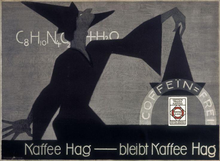 Runge & ScotlandKaffee Hag, 1913