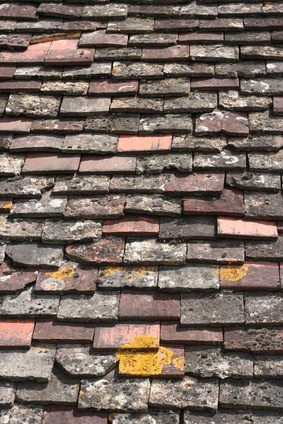 Roof spray foam can go over traditional roofs without removing the tiles.