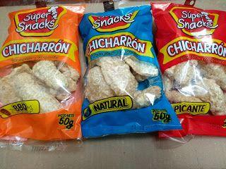 Patacones el Platanal - Cultivamos plátano en Antioquía: CHICHARRONES EN SNACKS PAQUETES 12 UNIDADES !!!