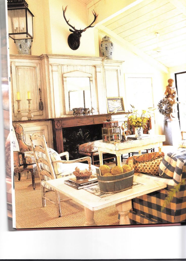 French country home decor image results