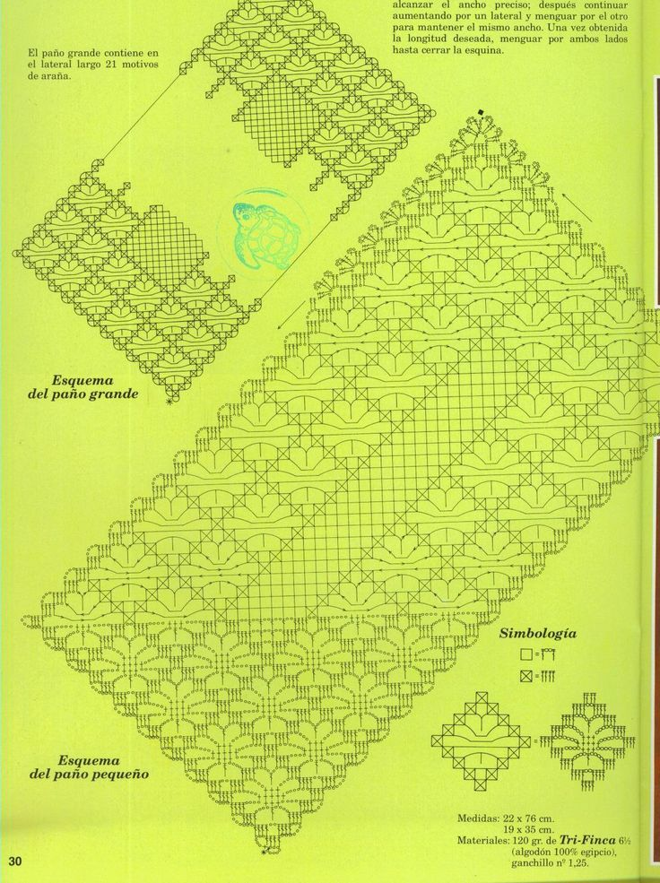 193 best filet crochet images on pinterest crochet patterns spider web table runner ccuart Choice Image
