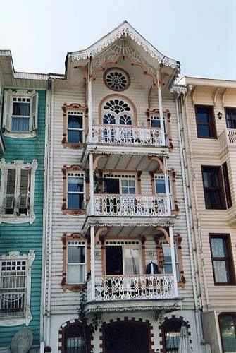Wooden House - Bosphorus, İstanbul, Turkey