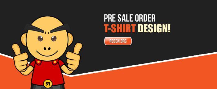 Pre Order Kaos Murah!    Selain menyediakan produk desain sendiri kita juga punya beberapa layanan request untuk Pre Order Kaos yang nantinya akan dibuat.