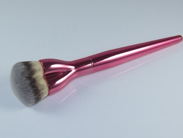 It Cosmetics Love is the Foundation Brush. Great cause and beautiful limited edition brush. I feel lucky that I was able to get one! Almost too pretty to use! :)