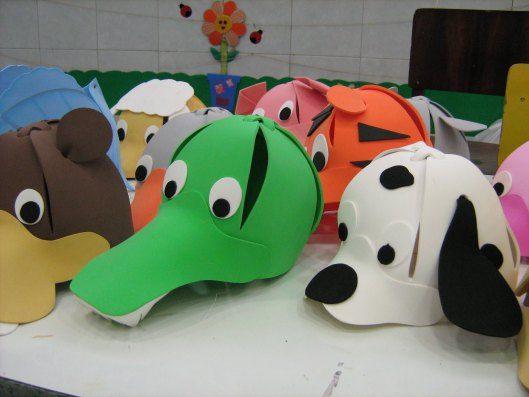 Sombreros animales 2