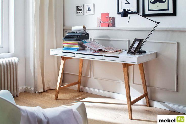 Biurko MILAN w dwóch rozmiarach - sklep meblowy