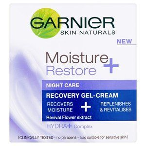 Garnier Skin Naturals Moisture + Restore Night 50ml