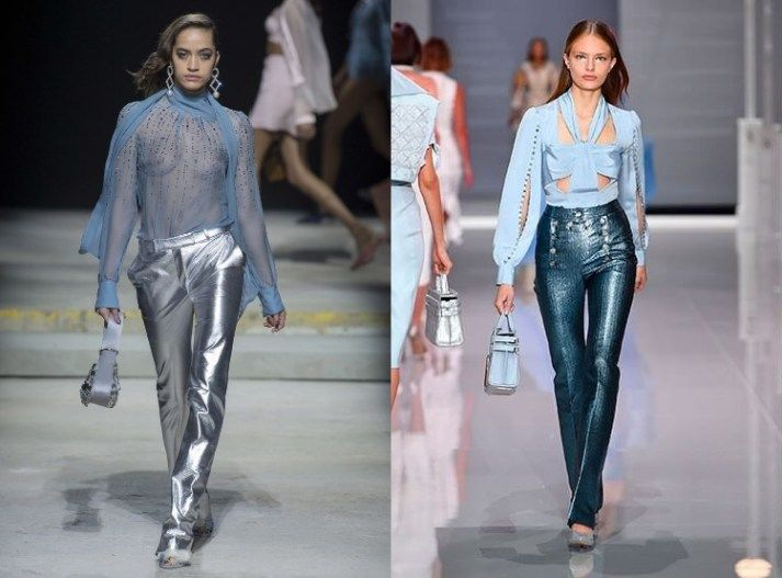 Denim Trends 2020.What Pants To Put On In Summer 2020 High Waisted Black