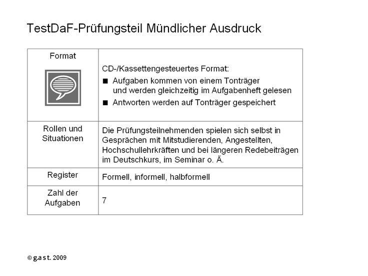 14 best Prüfungen - Tests DAF images on Pinterest | Learn german ...