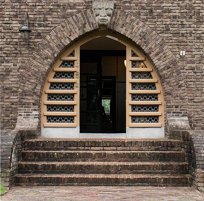 Amsterdamse School in Wageningen