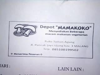 Kuliner Ojek Kilat Malang: Depot Makoko