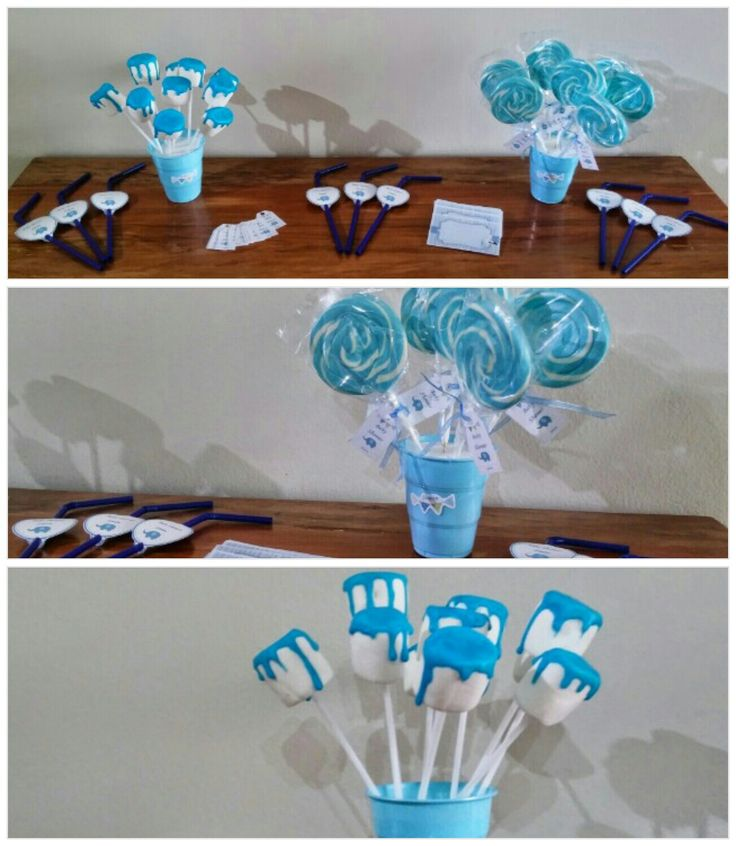 Baby shower color tematico