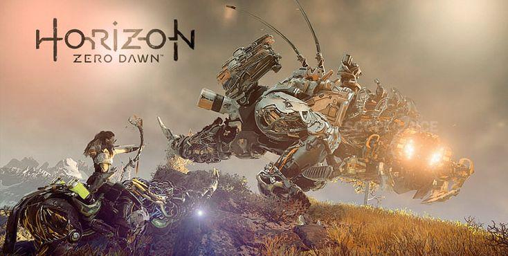 Horizon Zero Dawn is a 'post-post-apocalyptic' game.