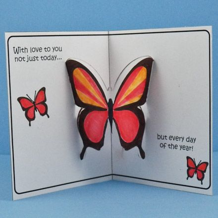 Best  Pop Up Card Templates Ideas On   Diy Cards For