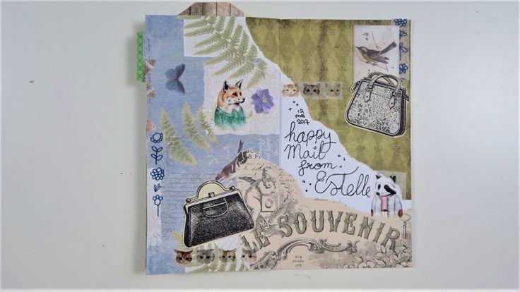 TN Penpal Journal #12 ~ Happy Mail from Estelle