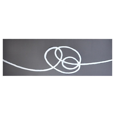 I pinned this White Swirl Wall Art from the Sunpan Modern Home event at Joss and Main!