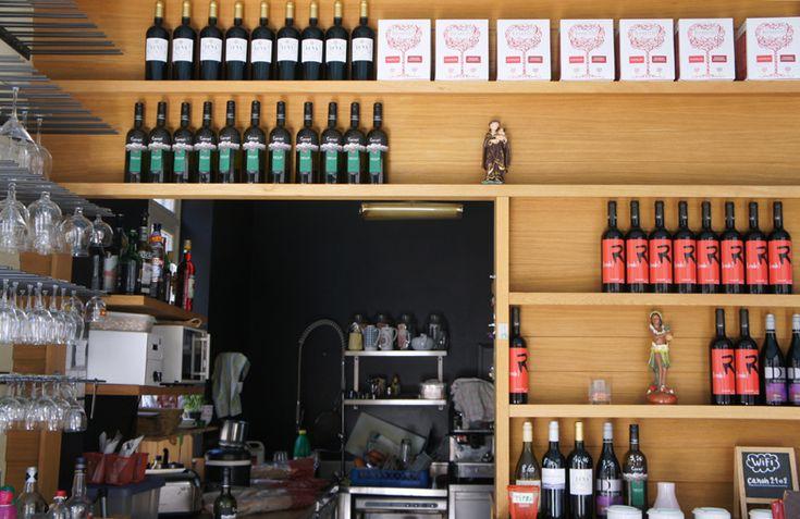 Petit canon - Bar  à vin - 91, rue Lesbourssart, 1050, Ixelles, Bruxelles, Belgique
