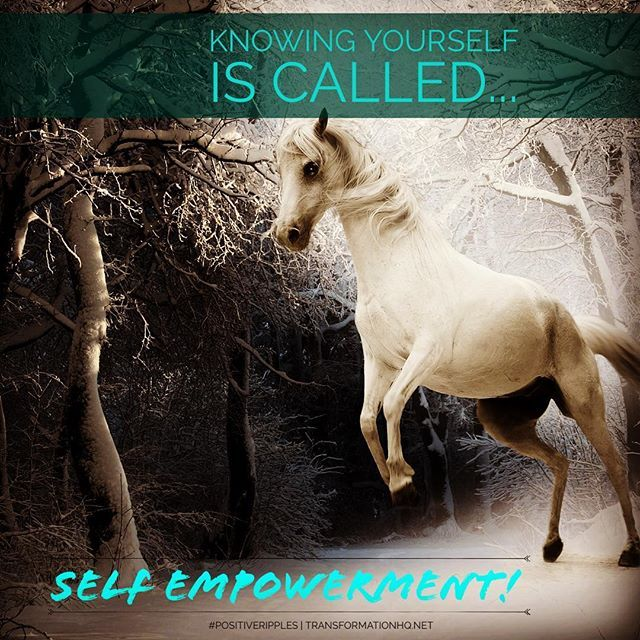 Knowing yourself is called Self Empowerment. Dream Big... You're Worth It.  _______________________  https://pambrossman.com Entrepreneur Quotes // Female entrepreneurs quotes // motivation quotes // success quotes // business tips // female entrepreneur // business empowerment // elitewomaninc