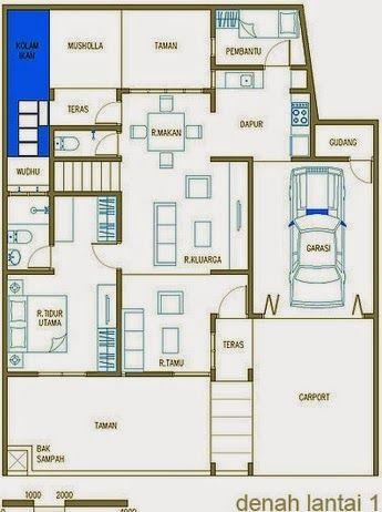 gambar-sketsa-rumah-sederhana-4-empat-kamar%2Btidur