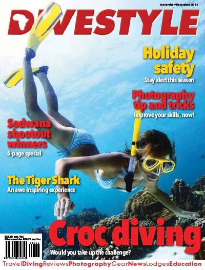 Divestyle Magazine. Diving. Deep Sea. Water Sports.