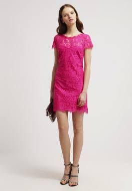 Morgan Vestido Informal Fuchsia vestidos y faldas Vestido Morgan informal Fuchsia CentralModa.eu
