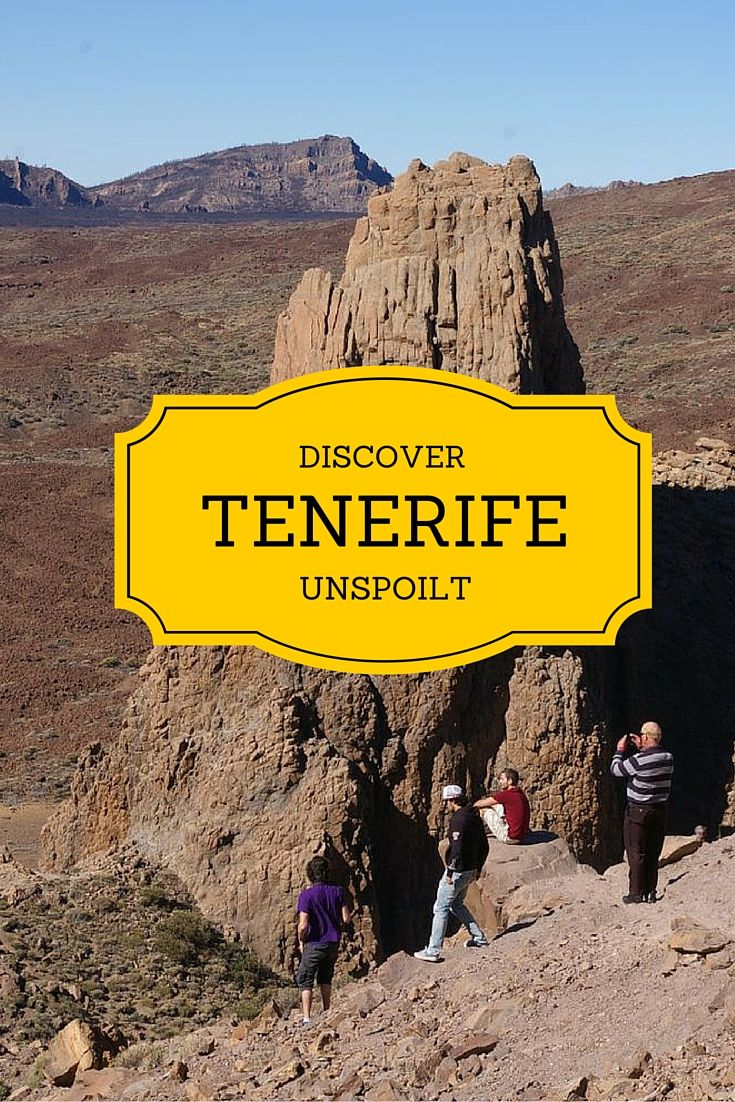 Tenerife is much more than just a beach destination! Escape the crowds and follow me as I show you the lesser known corners of this beautiful Canary island!