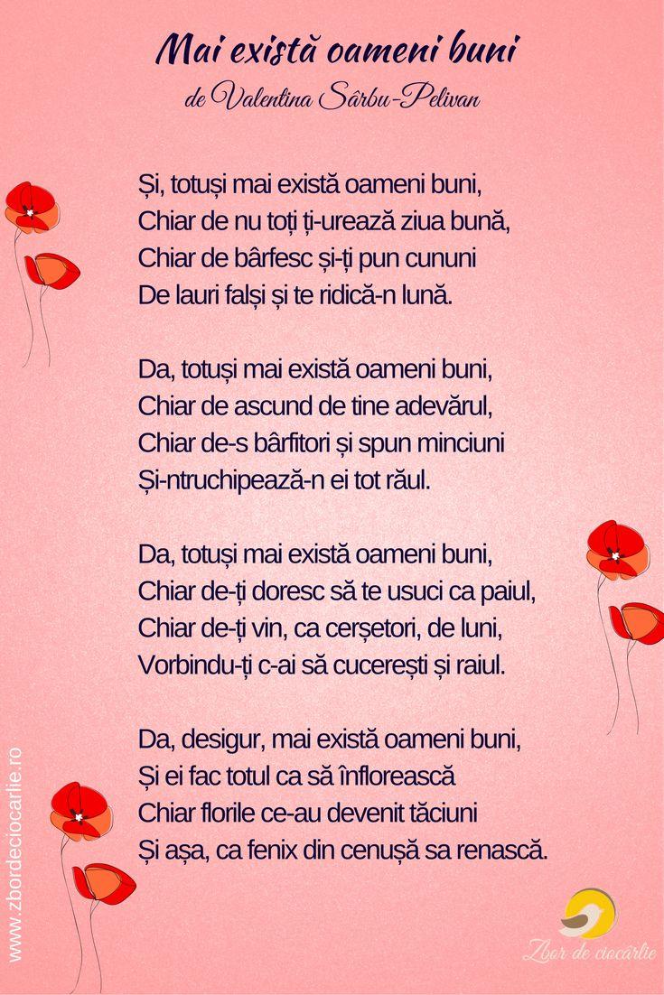 Poezii de suflet, poezii de viata, poezii romanesti, Poezii de Valentina Sarbu-Pelivan