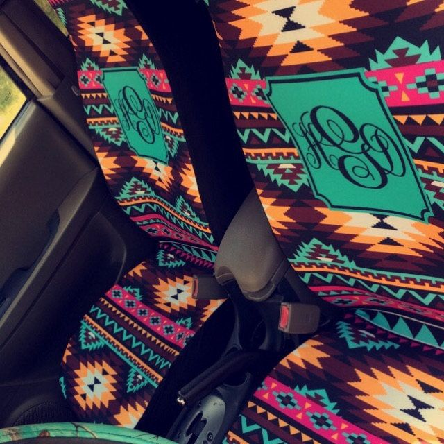 Hopeg28 Added A Photo Of Their Purchase Get Your Custom Aztec Seat Covers Here
