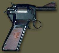 Пистолет Dardick M1500