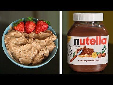 How to Make Nutella Cupcakes | Cupcake Jemma - YouTube