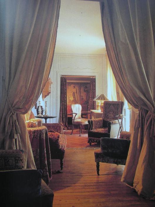 17 best images about jacques grange on pinterest top - Jacques grange architecte d interieur ...