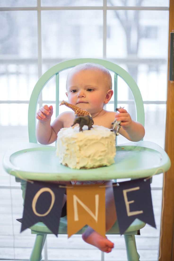 Mason's 1st Birthday — Swank & Dapper