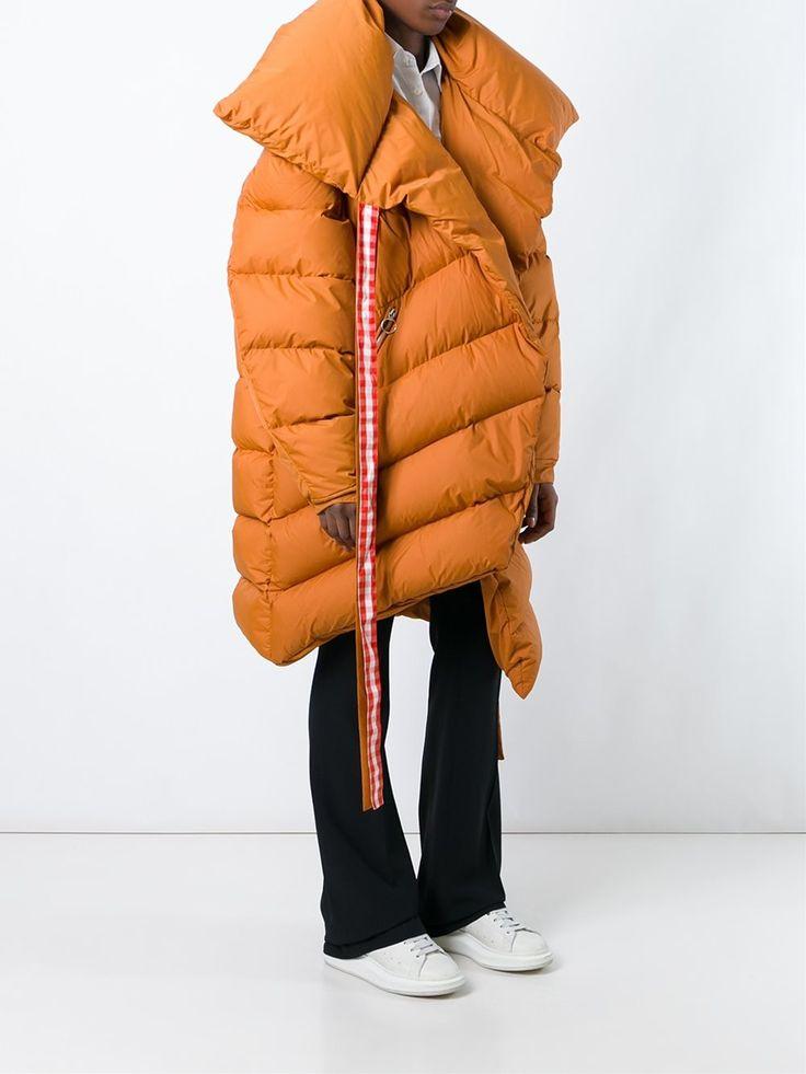 Marques'almeida 'Puffa' coat 1 253,68 € - Farfetch.com
