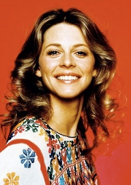 Lindsay Wagner...doesn't Emily M look like her?