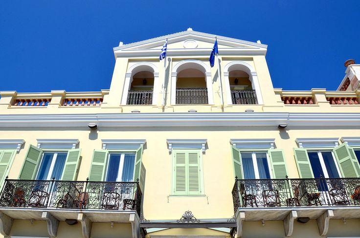 HERMES: Hermoupolis Digital Heritage Management, Syros, GREECE