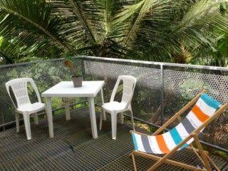 Villa jazz Appartement bas de villa calme à louer à Fort de France (Réf:5909 Appartement Martinique FortdeFrance)
