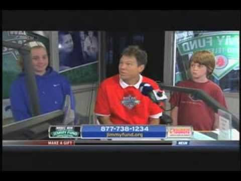 Selected highlights from the 2013 WEEI/NESN Jimmy Fund Radio Telethon, which was held Aug. 27-28 at #FenwayPark in #Boston. @Boston Red Sox @The Jimmy Fund