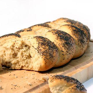 Milk Bread Plait