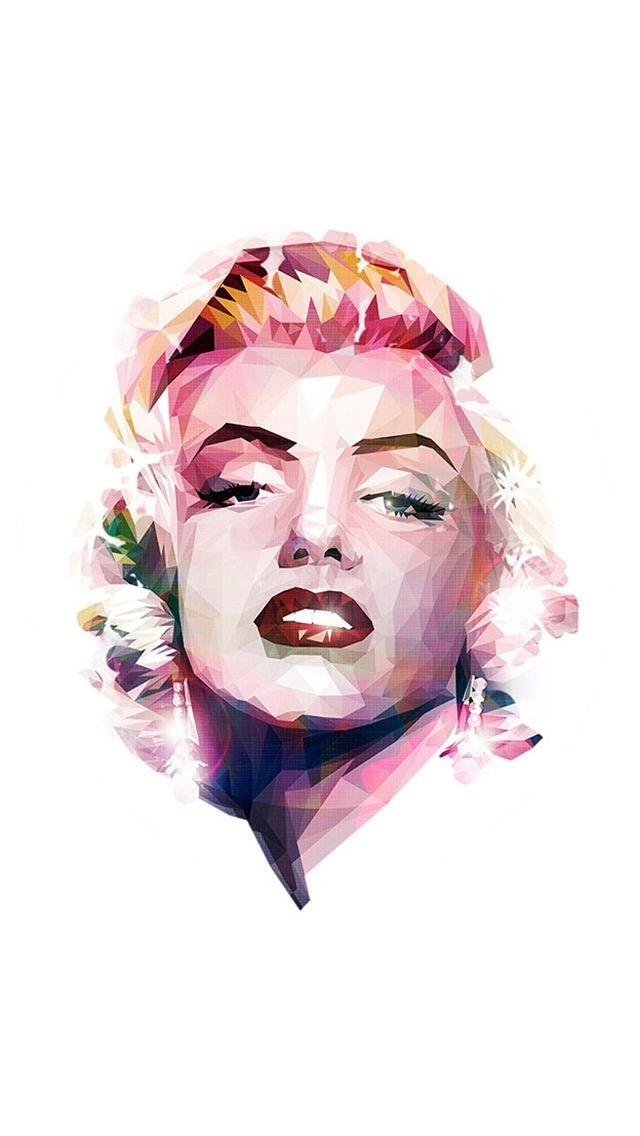 Marilyn Monroe Quote Wallpaper Iphone