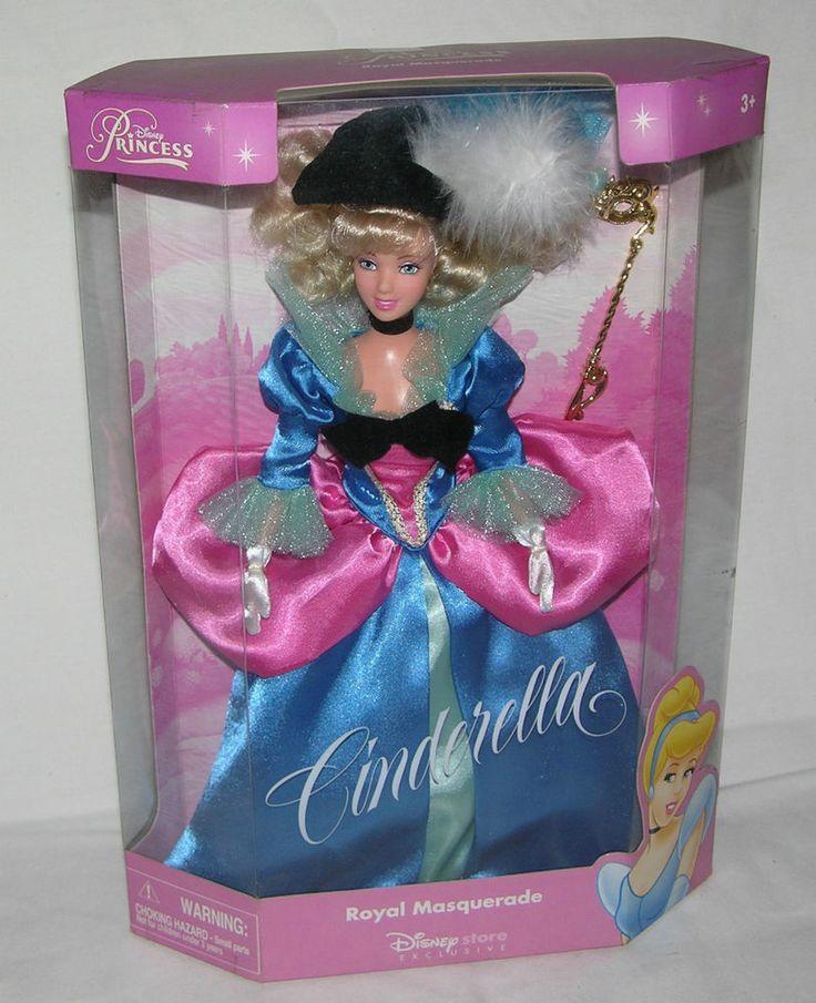 Disney Princess Cinderella Singing Doll And Costume Set: 437 Best Images About Disney Dolls & Disney Fashion Dolls