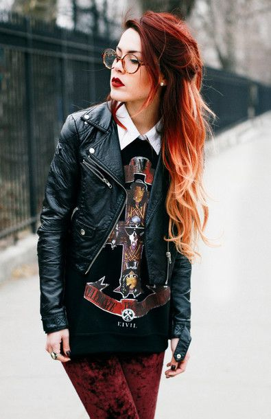 80's punk fashion for women - Google Search | clothing ...