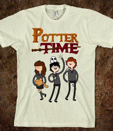 fallinginreverse's save of Potter Time on Wanelo