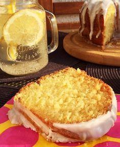Unglaublich Fluffig Und Saftig U2013 Dank Einer Guten Portion Frischkäse Ist  Dieser Zitronenkuchen Ein Absolutes Gedicht. Ich Habe Ihn An Einem Lauen ...