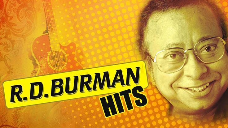 R.D. Burman Superhit Songs - Vol 1 - Pancham Top 10 - Old Hindi Bollywoo...