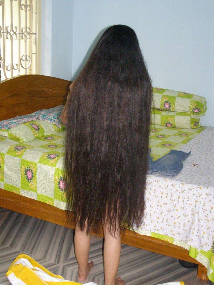 Indian long hair play-7969