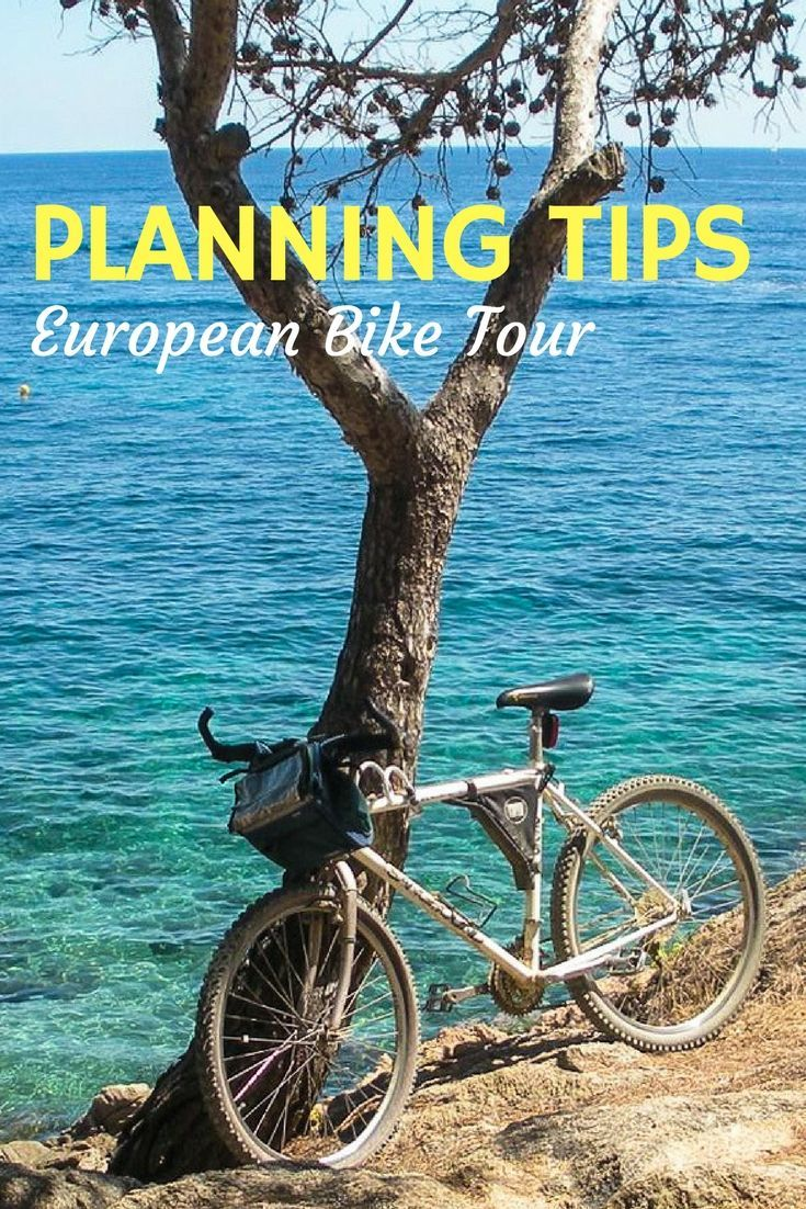 Planning Your First Europe Bike Tour Bike Tour Europe Bike Tour