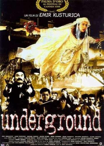 Underground. Emir Kusturica