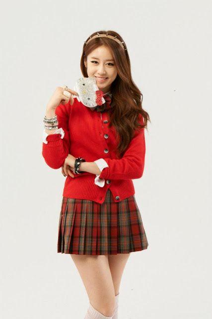 "More of T-ara Jiyeon's adorable photos from ""Dream High 2"" ~ T-ara World ~ 티아라"